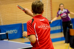 Dušan Čičmiš ml.- Satellite international youth table tennis tournament - Havířov 2014