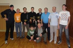 Lazor Cup 2010 - výsledky