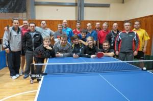 Turnaj o pohár starostu obce Trnovec 2011