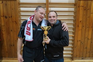 Turnaj o pohár starostu obce 2011